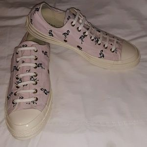 Converse Chuck Taylor Flamingo Pink Shoes 12M/14W